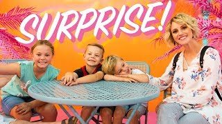 Surprising 6 KIDS With The Sweetest Adventure! width=