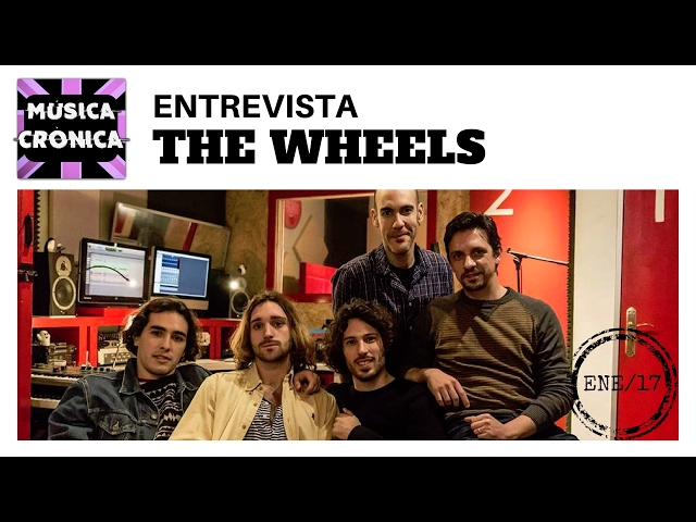 Video en acústico de The Wheels para Música Crónica.