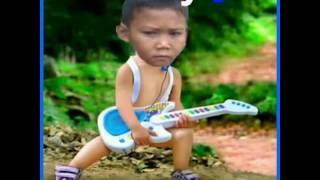 Riwayat band   panas api neraka , yusuf sufandi foto editan ceritanya se olah olah main gitar listri