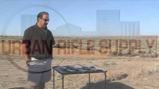 Silent 10/22 Rifle