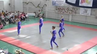 Vonat - Lea, Petra, Dóri, Gréti, Lili. Top Fitness S.E., Dabas
