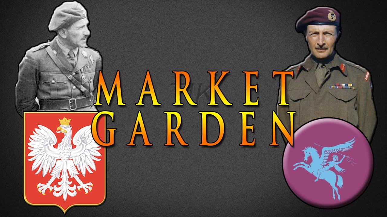 The Real Operation Market Garden - Battlestorm Documentary