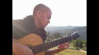 JS Bach, Cello Suite 1- Omar Torrez, 1 mile high in the Caucasus mountains