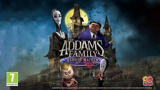 The Addams Family: Mansion Mayhem launch trailer