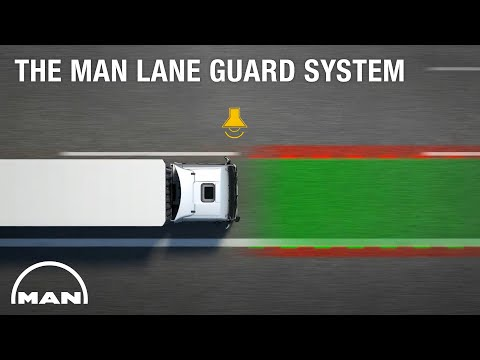 The MAN Lane Guard System - our camera-based driver assistance system