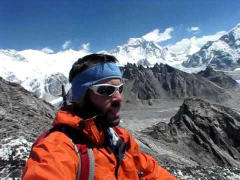 Gzumpa peak (5600m), Nepal