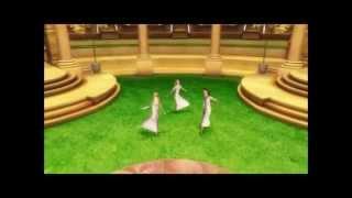 4. Barbie e as 12 Bailarinas - Instrumetal ( primeira dança no mundo mágico)
