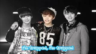 Henry TRAP ft Taemin and Kyuhyun Lyrics [ English & Romanized ]