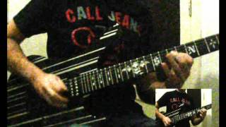 REBEL LOVE SONG (Solo + Tab) - BLACK VEIL BRIDES (Cover) - JOAN MANUEL DEFELIPPE