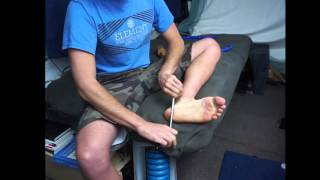 Heel Pain Instant Relief in 3 Easy Steps! Try this right now