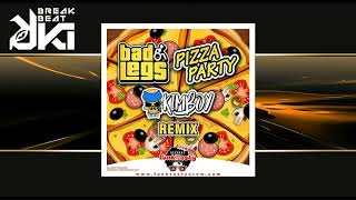 Bad Legs - Pizza Party (Original Mix) Funktasty Crew Records