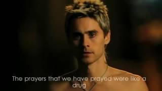 30 Seconds To Mars   Hurricane   Full Lyrics HD online video cutter com