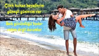 Esin İris - Çilek Kokusu Lyrics (Dizi Müziği)
