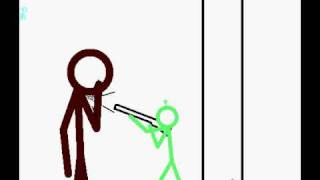 Mini Stick Figure Guy War