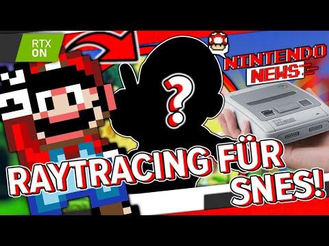 Super Nintendo (!) kann nun auch