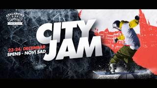 Avalanche Risk CITY JAM 2016 PROMO