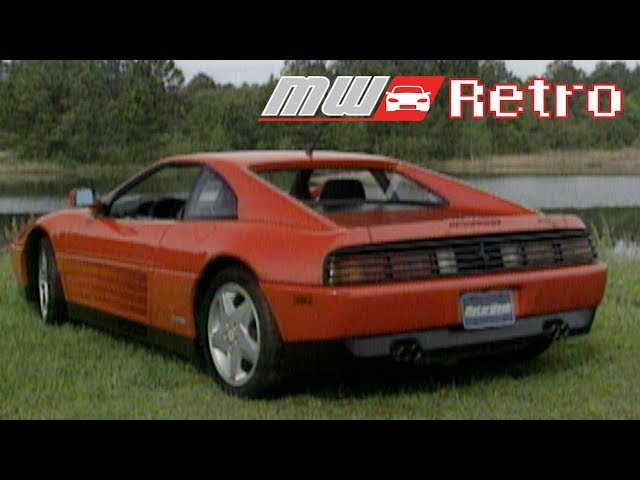 1990 Ferrari 348 tb | Retro Review