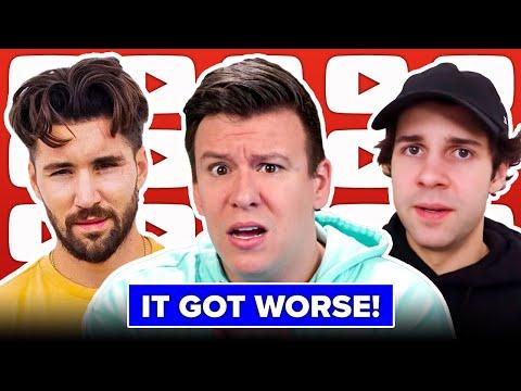 EXPOSED! Leaked Footage Shows David Dobrik Disfigured Jeff Wittek in Botched Vlog Stunt & More News