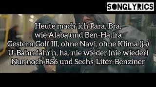 JOKER BRA x SAMRA - FICK 31ER Lyrics (SONGLYRICS)