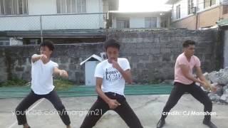 Ang Kulit (The Super Parental Guardians) DANCE COVER : CJ Manahan