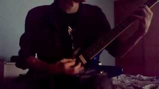 Morbid angel - Suffocation (Cover with solos)