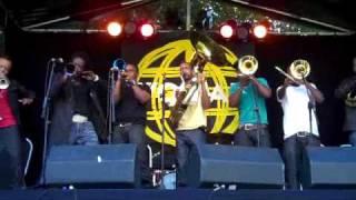 Hypnotic Brass Ensemble - War