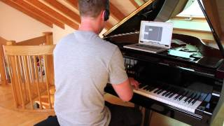 The XX - Intro (Benedikt Waldheuer Piano Cover)