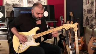 Arpeggios From Hell - Yngwie Malmsteen Cover - Emre G. (Yngwieized)