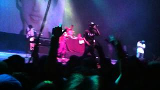Hodgy Beats & Domo Genesis - Lean (Odd Future live from Hammerstein Ballroom 3/20)