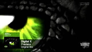 Digital X   Predator Original Mix
