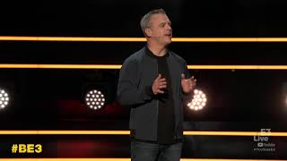 Pete Hines Speaks at Bethesda's 5th Annual E3 Showcase Press Conference