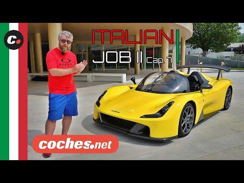 Dallara Stradale | Italian Job II Cap. 7 | Prueba / Review | coches.net