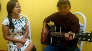 Pai Nosso - Paula Priscila  (Ensaio)  Voz e Violão