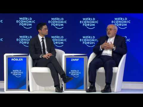Davos 2017 - Iran in the Region and the World