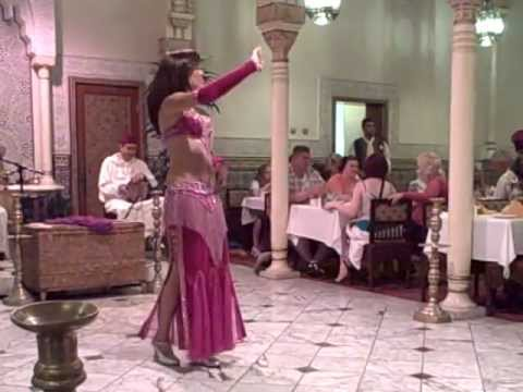 Belly Dancer in Morocco