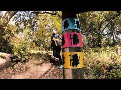 Trailrunning Billingen Skövde - Trollstigen
