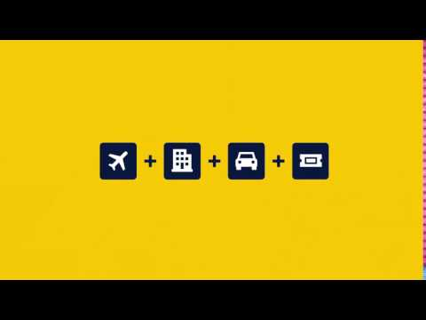 Expedia/All in one place. It's a wonderful world (10's)