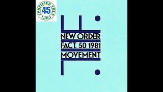 NEW ORDER - DREAMS NEVER END - Movement (1981) HiDef :: SOTW #199