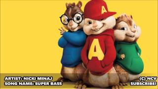 The Chipmunks Ft The Chipettes - Super Bass