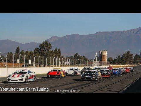 Porsche GT4 Challenge and Porsche TrackDay - On Board 991 GT3RS