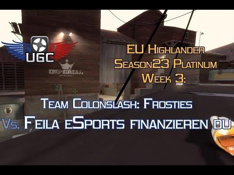 UGC EU HL S23 Plat W3 - TC vs. Feila