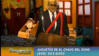 PROMOCION DE EL CHAVO DEL OCHO