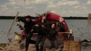 Machete Kills Trailer #2 - Danny Trejo, Michelle Rodriguez, Lady Gaga, Antonio Banderas