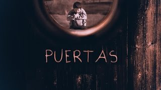 Puertas (2015) Short Film Trailer (CC-en CC-ru)