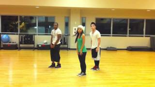 "Ryan's Choreography to ""Baby It's You"" by JoJo"