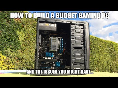 Let's Build A Budget Gaming PC - Sensible Used Parts System