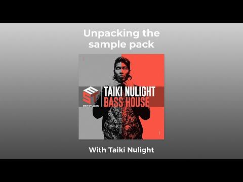 Taiki Nulight Bass House - EST Studios (Shogun Audio) Samples & Loops