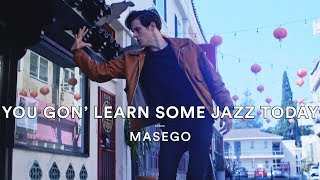Masego - You Gon' Learn Some Jazz Today   Vinny Balbo Choreography   Dance Stories