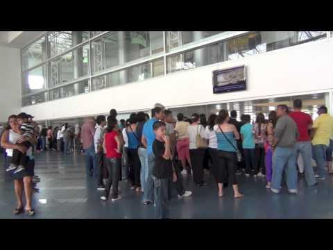 Managua International Airport 1st Floor