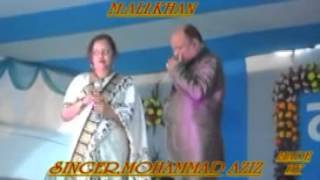 Chup Gaye Sare Nazare(Singer,mohammad aziz)live,song